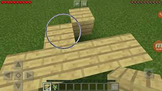 How to make a survival house in Minecraft