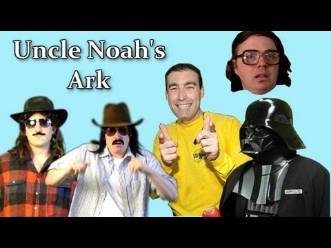 Uncle Noah's Ark feat. The Wiggles' Greg Page, Chad Vader & Hal Thompson