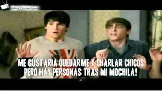 Big Time Movie Trailer (Big Time Rush) Subtitulado al Español