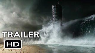 Geostorm Trailer #1 (2017) Gerard Butler Action Movie HD