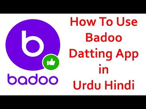 Live Dating With Girl On Mobile Using Badoo App Complete Guide In Urdu Hindi