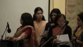 Jan 2013 Vasanth Panchami Saraswathi song 3