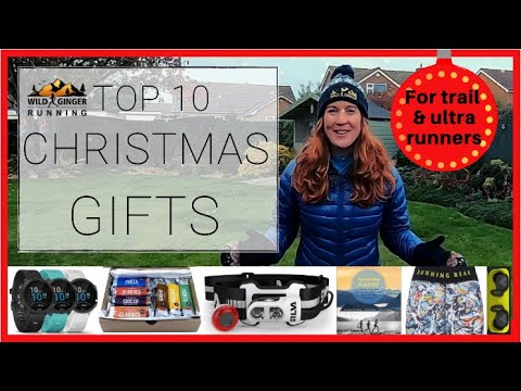 Top 10 Christmas Gifts For Trail & Ultra Runners (discount Codes & Links In Film Description Below)