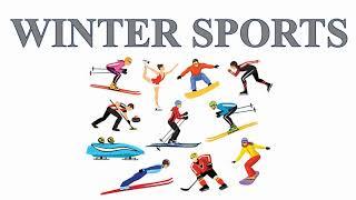 Sports Vocabulary - Interclass Video