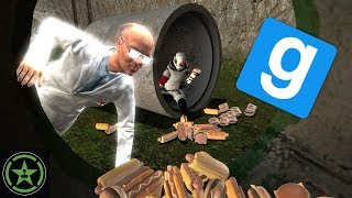 The Big One - Gmod: Prop Hunt w/Chilled, Ze, GaLm, & Tom | Let