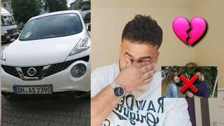تحول المقلب الي حقيقة وانسرقت سيارتي !! وليش بعدت عن بيسان 💔😔 ( القصة كاملة )