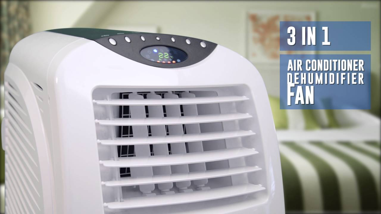 General Air Conditioners Super General Portable Air Conditioner Youtube