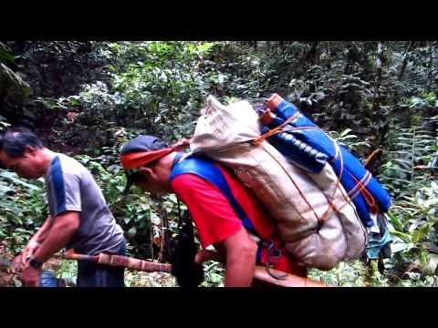 Crossing Kalimantan Borneo - Indonesia, May '16