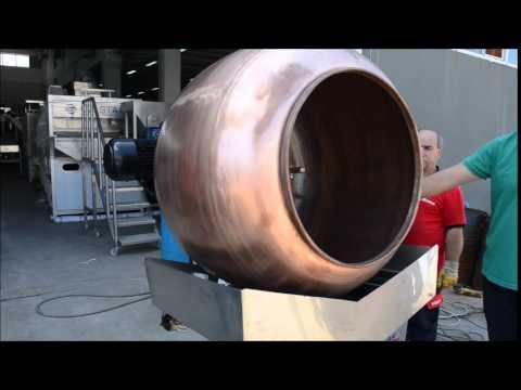 Draje kaplama makinası - ÖZSTAR