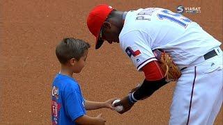 Бейсбол. MLB. Техас Рейнджерс - Детройт Тайгерс (14.08.2016) [RU]