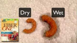 Weight Loss Tips - Why Fiber One Bran Cereal Keeps You Full Longer