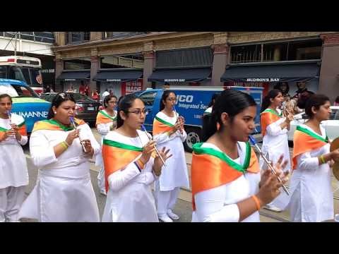 India Independence Day Parade 2016 Toronto Part1