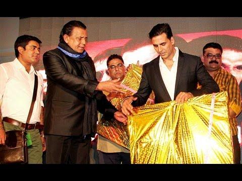 Download Enemmy Music Launch - Akshay Kumar, Suniel Shetty & Mithun Chakraborty at music launch of 'Enemmy'