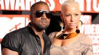 Kanye West Slams Ex Amber Rose: 'I Had to Take 30 Showers Before I Got with Kim'