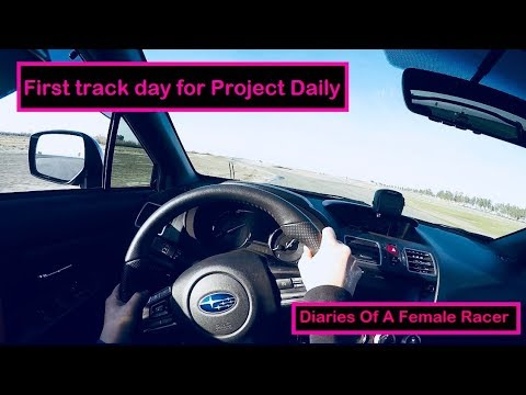 First track day for Project Daily - Diaries Of A Female Racer