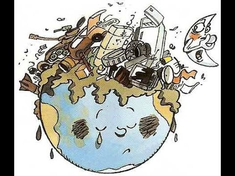 La pollution (Air . Eau . Terre)