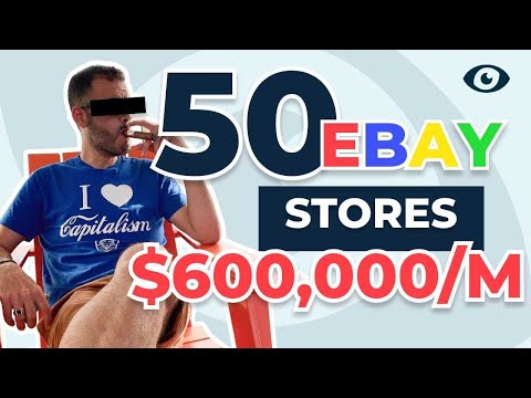 How Orel Scaled his eBay Dropshipping Business to 600k Per Month Turnover [Runni