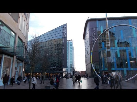 Cardiff City Centre (2016)