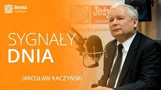 Jarosław Kaczyński: Donald Tusk to zapowiedź agresji w przestrzeni publicznej