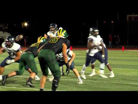 Joey Aguilar vs Brandon Cammisa | Freedom at San Ramon Valley FB 091618