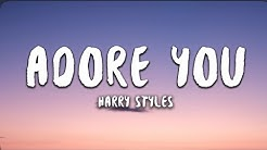 Harry Styles- adore you - bass cover.