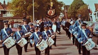 Fanfare Sint Hubertus Passart-Hoensbroek Jaren 60-70-80