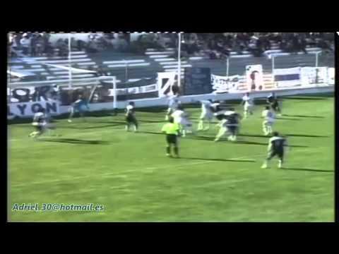 G.Brown 2 - 0 Alianza Cutral Co - Relato Cristian Roldan LU17