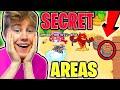 5 *SUPER SECRET* AREAS in PRODIGY!!! [RARE!!!]