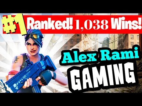 #1 World Ranked| 1,038 Wins | X-MAS CONSOLE GIVEAWAY! | Fortnite Battle Royale LiveStream