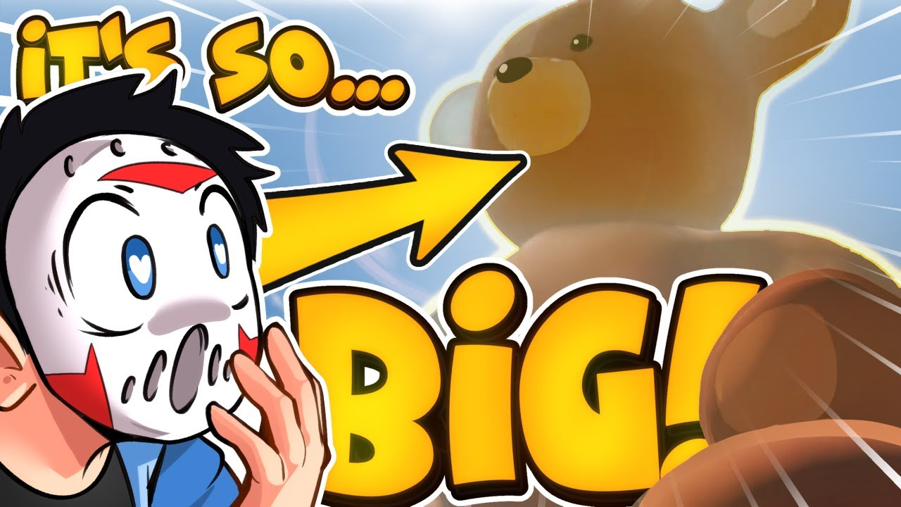 Download WE FOUND A GIANT TEDDY BEAR EASTER EGG!   | TRDS
