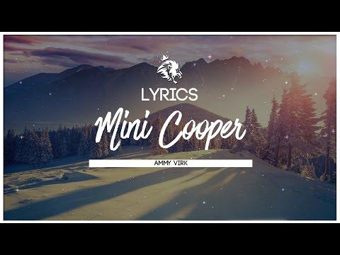 Mini Cooper   Lyrics   Nikka Zaildar   Ammy Virk   Latest Punjabi Song 2016   Syco TM