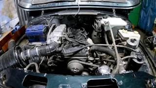 видео Промывка системы охлаждения двигателя ЗМЗ-409 Уаз Хантер водой