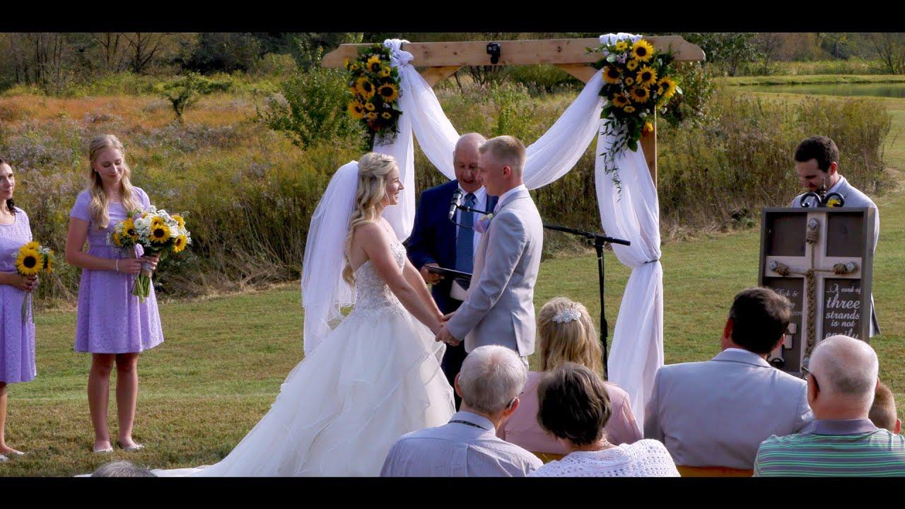 Cinema Ceremony Film l Full Version l Pure Water Farms l Forsberg Wedding