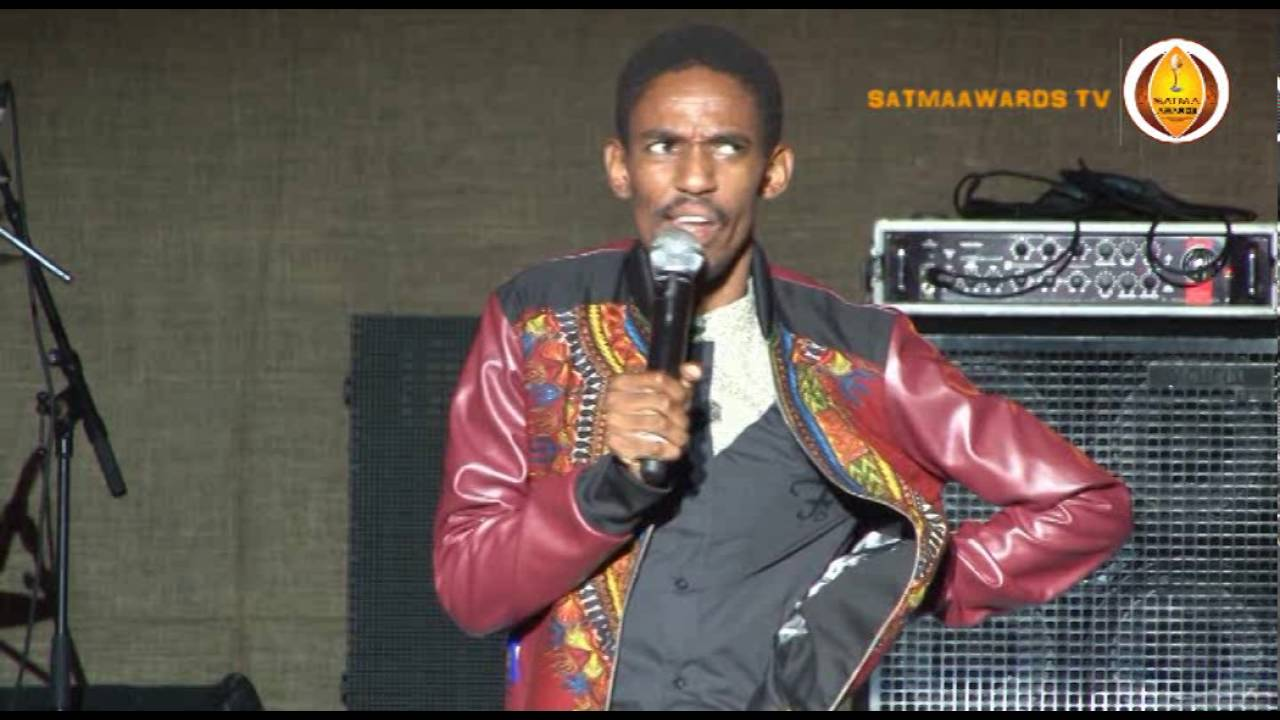 SATMA AWARDS DAY 1    SOUTH AFRICA COMEDY SHOW Simphiwe Shembe  UNIZULU   BHEKEZULU HALL  02 OCT 201