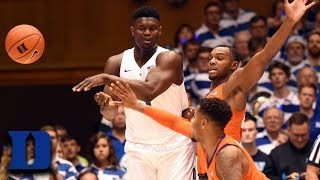Zion Williamson's Top 5 Assists of the Season