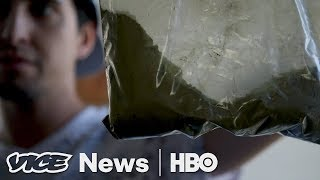 Kratom Is Helping This Heroin-User Break His 6-year Addiction | World of Hurt (HBO)