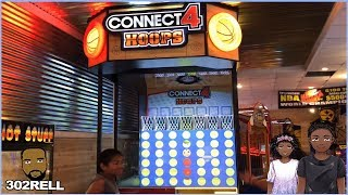 🏀 Connect 4 Hoops - Arcade Basketball Redemption Game 🏀