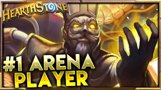 #1 Arena Player (Arena God NA) Best Moments | Hearthstone