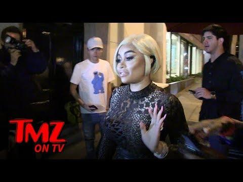 Blac Chyna Wasted Rant! | TMZ TV