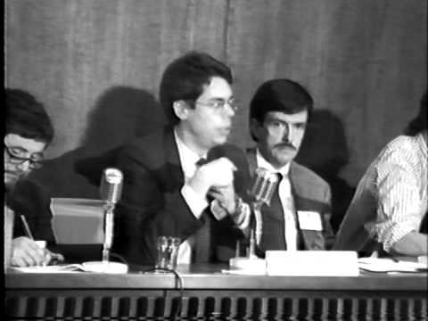 AIDS: Improving The Odds - Columbia University 1987 (part 1)