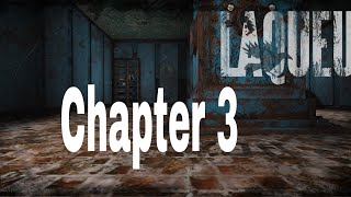 Laqueus Escape Chapter 3 Walkthrough