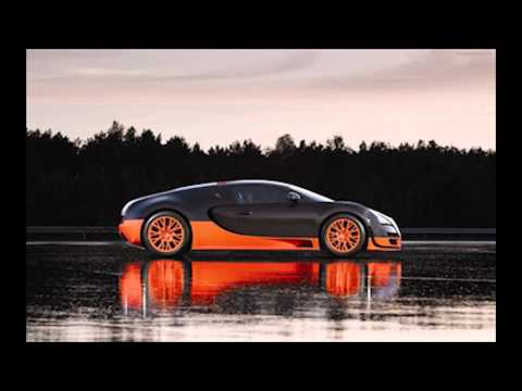 Bugatti Veyron Super Sport pictures