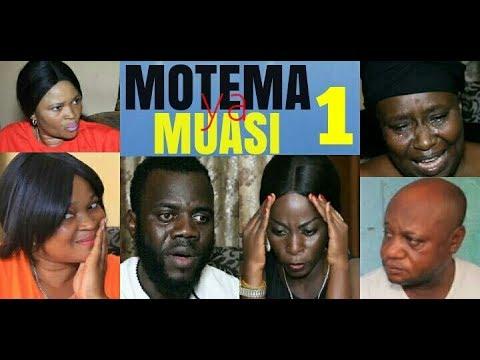 Film congolais  Motema ya Mwuasi  Episode 1  avec Prefina, Muscador, Blandine etc