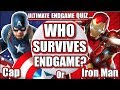 Download ULTIMATE ENDGAME QUIZ - ONLY TRUE FANS PASS! - Spoilers! - Avengers: Endgame MP3 song and Music Video