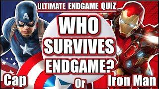 ULTIMATE ENDGAME QUIZ - ONLY TRUE FANS PASS! - Spoilers! - Avengers: Endgame