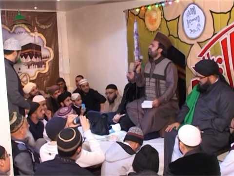 Sayed Zabeeb Masood Aisa Tujhe Khaliq Ne At Umar Bhai's House Mehfil - December 2014
