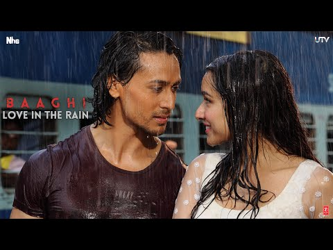 Love In The Rain | Dialogue Promo | Tiger Shroff & Shraddha Kapoor | Releasing April 29
