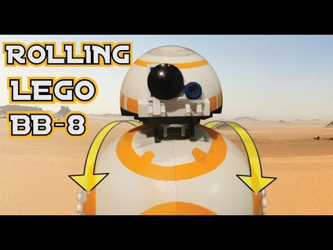 This Rolling BB-8 Is the 'Star Wars' LEGO Set We Deserve