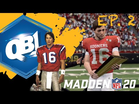 MADDEN NFL 20 - FACE OF THE FRANCHISE - QB1 - SHANE FALCO IN THE NATIONAL CHAMPIONSHIP! - EP. 2