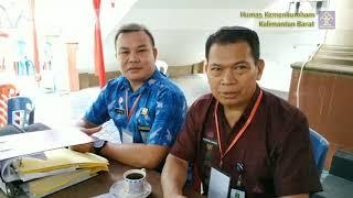 Proses Penerimaan CPNS Tahun 2018 Kanwil Kemenkumham Kalbar